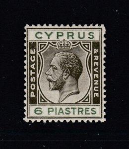Cyprus, Sc 103 (SG 112), MLH