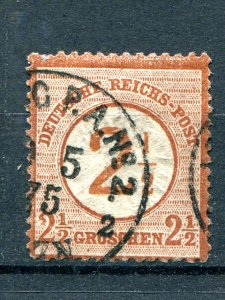 Germany #27 Used F-VF- Lakeshore Philatelics