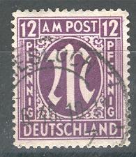 Germany - Allied Occupation - AMG - Scott 3N8b