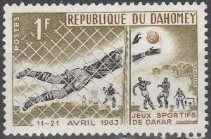 Dahomey #173 MNH (S9307)