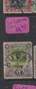 NORTH BORNEO  (P2601B)  3C  TREE  SG 70  KUDAT  VFU