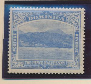 Dominica Stamp Scott #60, Mint Hinged - Free U.S. Shipping, Free Worldwide Sh...