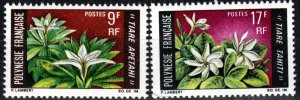 French Polynesia #245-6 MNH CV $6.35 (X7184)