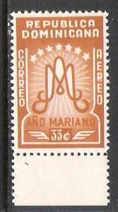 DOMINICAN REPUBLIC C89 MOG  N943
