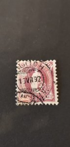 Switzerland #87 Used