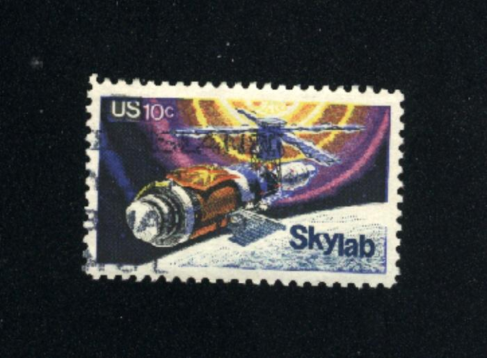 USA #1529 used 1974 PD