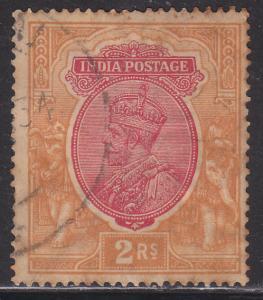 India 94 King George V 1911