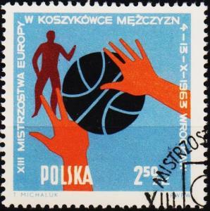 Poland. 1963 2z50 S.G.1409 Fine Used