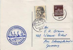 Germany Post-1950, Ships