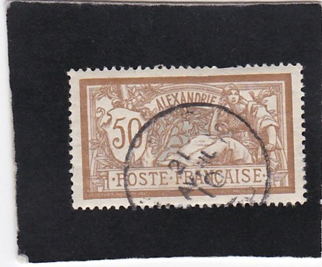 France, offices in Egypt, Alexandria   #  27  used