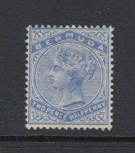 Bermuda, Sc 22a (SG 27), MHR