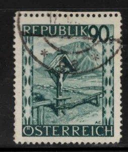 Austria Osterreich Scott 477 Used  stamp