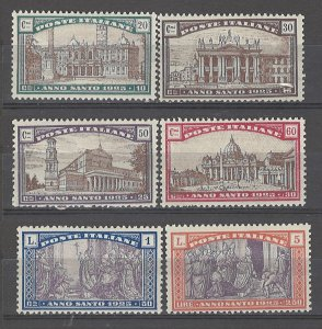 COLLECTION LOT # 4986 ITALY #B20-5 MH 1924 CV+$35