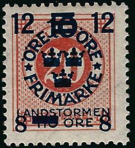 Sweden SC B28 Mint F-VF SCV $2.75... Fill a Value spot!