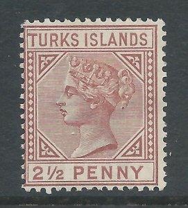 Turks Is. 49 LH