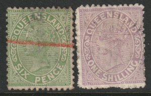 Queensland 69-70 used