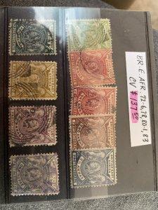 Be. East Africa 72-6, 78, 80-1, 83 U