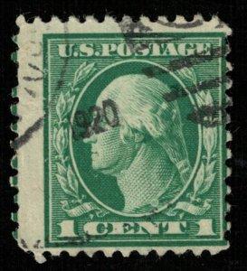USA, 1920, George Washington (2834-Т)