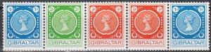 Gibraltar, Sc 275a, MNH, 1975 Elzabeth II