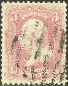 #64 VF (APP.) CENTERING; SMALL FAULTS ATTRACTIVE WITH CERT CV $900.00 BN9503