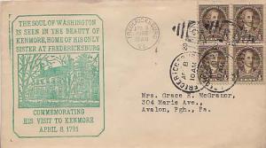 United States, Washington Bicentennial Event, Virginia