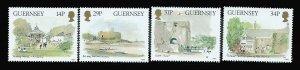 GUERNSEY 342-345 MNH