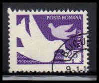 Romania Used Fine D36968