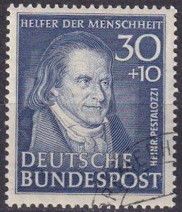 Germany #B323 F-VF Used  CV $90.00 (Z5489)