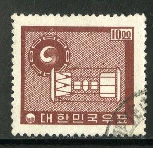 KOREA 368 USED SCV $4.00 BIN $1.60 ART