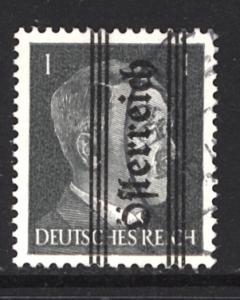 Austria 1945  Scott #405 used