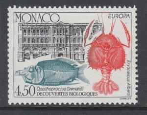 Monaco 1905 MNH VF