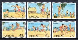 Tokelau Islands - Scott #144-149 - MNH - SCV $6.00