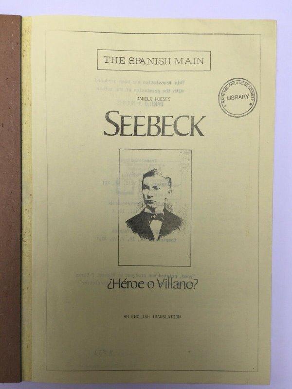 Seebeck - Hero or Villain? Daniel Mueses