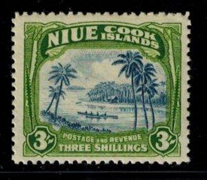 Niue 85 MLH VF bright color