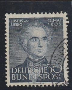 Germany  Scott#  695  Used