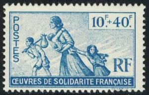 French Colonies Scott B7 Mint never hinged.