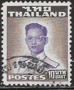 Thailand 294 Used - King Bhumibol Adulyade