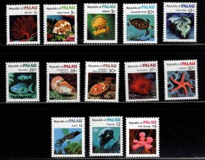 Republic of Palau  Scott 9-21 MNH** complete set