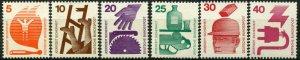 Germany  Sc.# 1974-9  MNH**