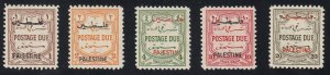 Jordan - 1948-49 - SC NJ1-6 - NH/LH - Short set