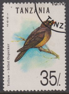 Tanzania 983 Yellow-Billed Ox-Pecker 1992