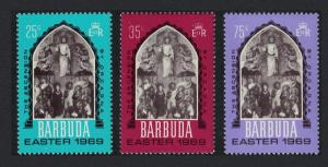 Barbuda MNH 33-5 Easter 1969