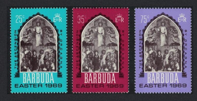 Barbuda MNH 33-5 Easter 1969