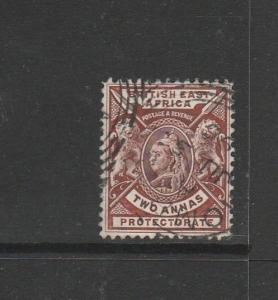 British East Africa 1896/1901 2As Used SG 67