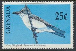 Grenada Birds SG 2157   Sc# 1878   Grey Kingbird  MNH