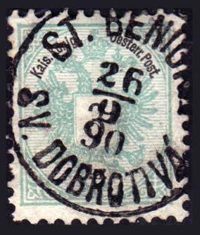 Austria Scott 42 Used.