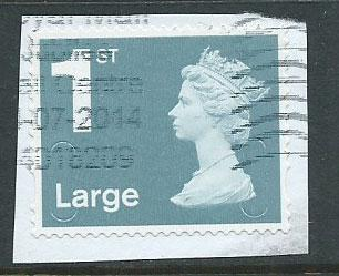 Great Britain SG U3278 Large Diamond Jubilee