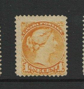 Canada SC# 35, Mint Hinged, Hinge Remnants - S11359