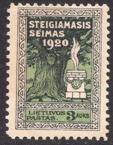 LITHUANIA SCOTT 90