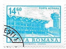 Romania #C193 14.60l  (U) CV $0.40